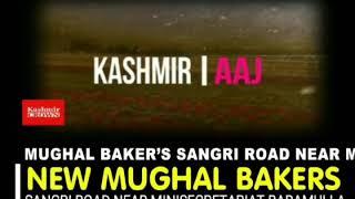 #KashmirAaj September 9th 2018*Kashmir Crown Presents Kashmir Aaj* With Basharat mushtaq