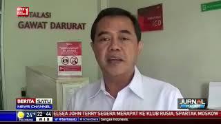 7 Korban Kecelakaan Bus di Cikidang Dirawat di RS PMI Bogor