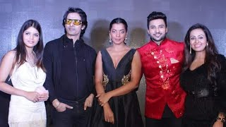 Pagal Kar Diya Toone First Look Launch With Mugdha Godse & Zuber K Khan