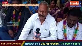 peddapalli punnaram bhuporata dheeksha sanghibavam //HINDUTV LIVE //