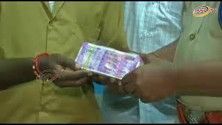pramanikate mereda auto chalaka  SSV TV NEWS 08/09/18