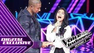Romantis! Ini Reaksi Coach Marcell   Coach Reaction #2   The Voice Kids Indonesia Season 3 GTV 2018