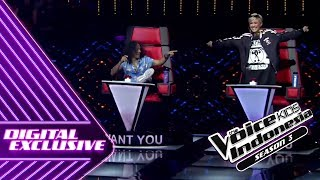 Ini Cara Coach Kaka Tekan Tombol YES! | Three Yeses #1 | The Voice Kids Indonesia Season 3 GTV 2018