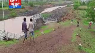 વડિયા-દડવામાં વરસાદ વરસતા લોકો ખુશ ખુશાલ