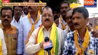 siddipeta akhilapaksam bharath bandh//HINDUTV LIVE//