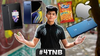 #4TNB Xiaomi PocoPhone F1s l Samsung Note 9 Slow Motion Cam l Wireless Charging between iphones