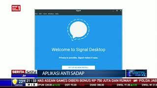 Aplikasi Chatting Tawarkan Fitur Anti Sadap