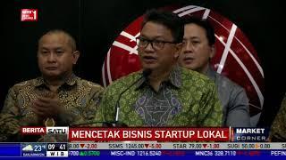 Bekraf Luncurkan Go Startup Indonesia