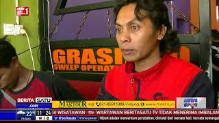 Kebakaran Meluas, Jalur Pendakian Gunung Sindoro Ditutup Total
