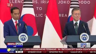 Indonesia-Korea Selatan Teken Sejumlah MoU