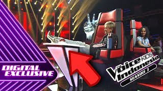 BEUH! AgnezMo pun Bisa Kaya Gini ???? | Coach Reaction #4 | The Voice Kids Indonesia Season 3 GTV 2018