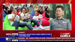 Lunch Talk: Jakarta Sambut Asian Para Games #1
