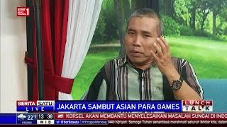 Lunch Talk: Jakarta Sambut Asian Para Games #2