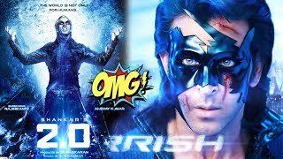 Robot 2.0 Teaser To Release In 2D And 3D, Hrithik Roshan REJECTS Big Super Hero Film