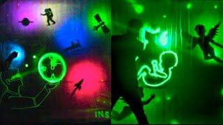 Corporate Inspiring theme Light art Act by Vivek Patil