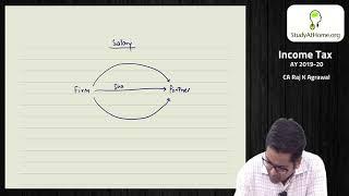 Salary by CA Raj K Agrawal | Income Tax AY 2019-20