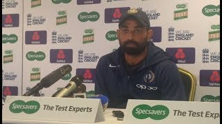 Not picking the wickets despite beating the bat time and again is frustrating - Mohammed Shami