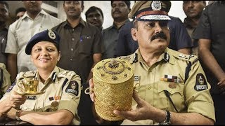 Gold Tiffin Box Recovered | Thief's Got Arrested By Police | Nizam Museum Case |