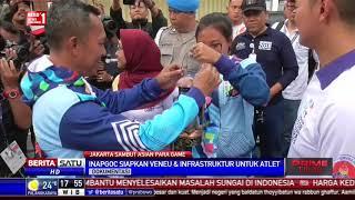 Jakarta Bersiap Sambut Atlet Asian Para Games 2018
