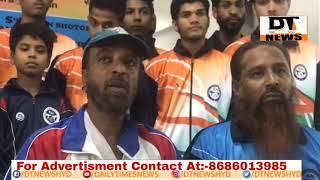 Martial Arts Acedmy Send 19 Students to vishakapatnam for National Championship - DT News