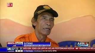 Pemadaman Api di Gunung Sindoro Terkendala Medan yang Sulit
