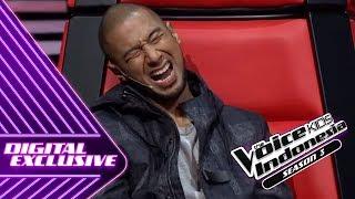 EPIC! Ini Reaksi Coach Marcell ???? | Coach Reaction #6 | The Voice Kids Indonesia Season 3 GTV 2018