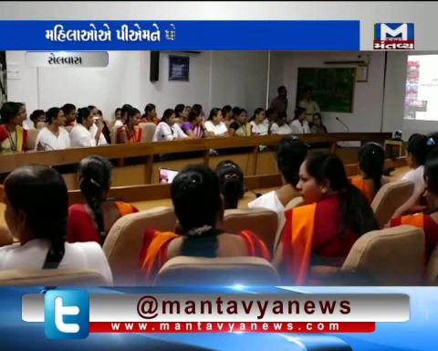 SELVAS - PM Modi interaction with Anganwadi and Aasha member across the country