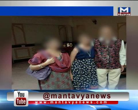 Naroda - A man committed suicide with his family members