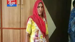 થરાદ-રામપરામાં પતિ દ્વારા પત્નીને માર મારતો હોય 181 મહિલાને પતિના ચુંગલ માંથી છોડાવાય