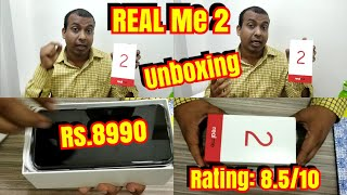 REAL ME 2 Unboxing l Specifications And Review l Budgeted Phone For Youngsters