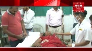 [ Dhanbad ] धनबाद में एक बार फिर गोलियों के तड़तड़हाट से पूरा कोलांचल दहल उठा / THE NEWS INDIA