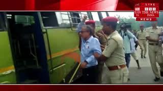 [ Assam ] असम के मोरीगांव मे पेपर मिल के मजदूरो ने सड़क जाम कर विरोध प्रदर्शन किया