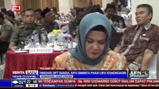 Hindari Pemilih Ganda, KPU Diminta Gunakan DPT4