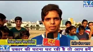 झज्जर की छोरियों नहीं किसी से  नागपुर में जाकर मचाया धमाल