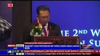 Bambang Soesatyo Puji Kinerja Polri Mengawal Acara Internasional