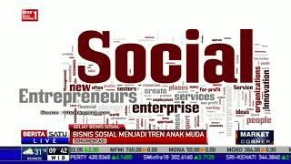 Bisnis Sosial Jadi Tren di Kalangan Anak Muda