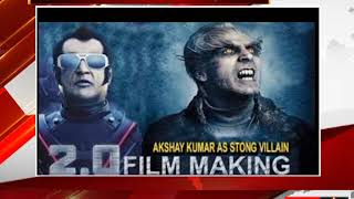 rajinikanth akshay kumar film 2.0-teaser out robot chitti is  back vfx will make you crazy. - tv24