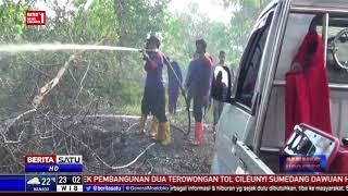2 Hektare Lahan Gambut di Palangkaraya Ludes Terbakar