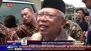 SBY Jadi Juru Kampanye Prabowo-Sandi, Ma'ruf: Itu Hal Biasa