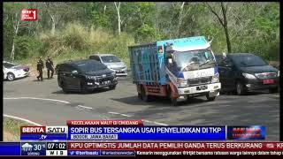 Kecelakaan Maut di Cikidang, Polisi Tetapkan Sopir Bus Jadi Tersangka