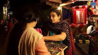 Juhi Parmar Spotted Shopping For Ganesh Puja - Ganesh Chaturthi 2018