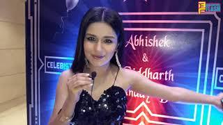 Avneet Kaur At Siddharth Nigam & Abhishek Birthday Party 2018