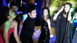 Crazy Dance Video - Avneet,Jannat, Anushka, Ashnoor - Siddharth Nigam & Abhishek Birthday Bash 2018