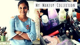 My Makeup Collection | Nidhi Katiyar