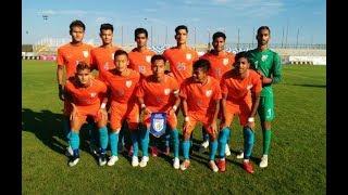 India U19 vs serbia U19 live match