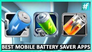 3 Best Mobile Battery Saver Apps - WhatTheApp