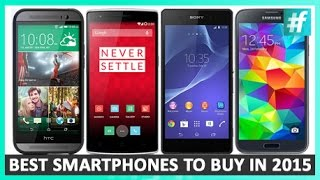 Best Smartphones To Buy In 2015 | GadgetwalaReview Promo