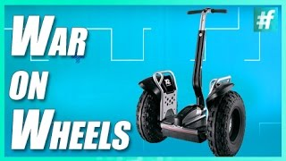 War on Wheels | TOYZ with Ankit and Bharat