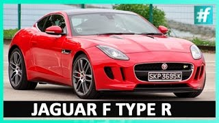 Jaguar F Type R, James Bond 007 & Beer | TOYZ Episode 3