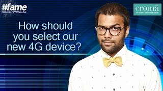 How Should You Select Your New 4G Device Gadgetwala